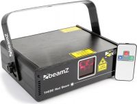 Thebe Laser 150mW rød stråle DMX IRC