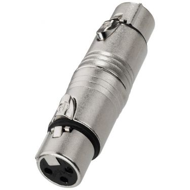 Neutrik XLR-kobling NA-3FF
