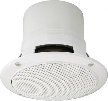 Weatherproof flush-mount PA speakers EDL-204