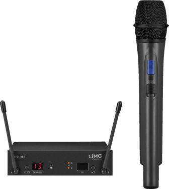 Trådløs mikrofonsæt TXS-611SET
