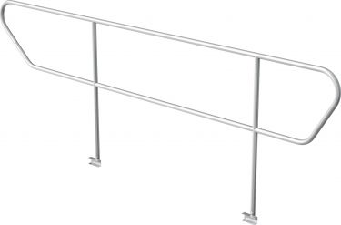 Left Handrail for Adjustable Stairs