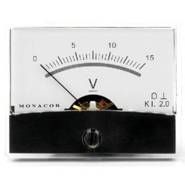 Panelmeter PM-2/15V