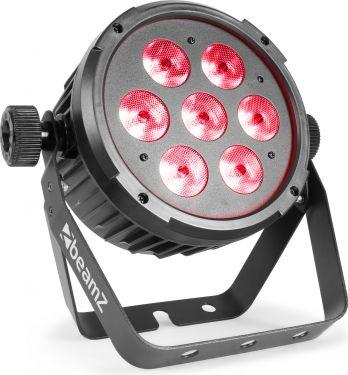 BT270 LED Flat Par 7x6W 4-i-1 RGBW
