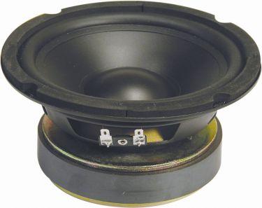"Hi Fi Woofer, PP cone - 16cm (6.5""), 85Wrms"