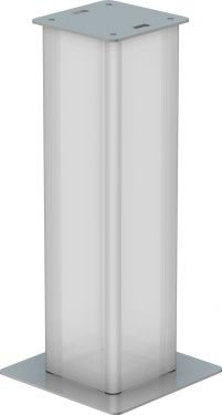 P30 Tower 1 meter with white lycra