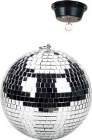 Mirror Ball 30cm with Motor