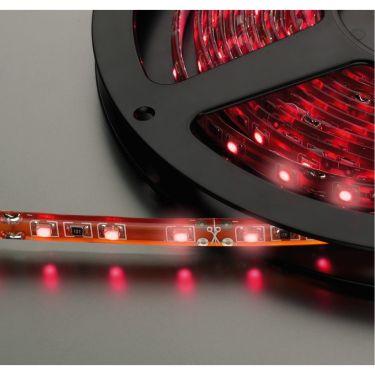 LED-strip rød 12V 5m LEDS-5MP/RT