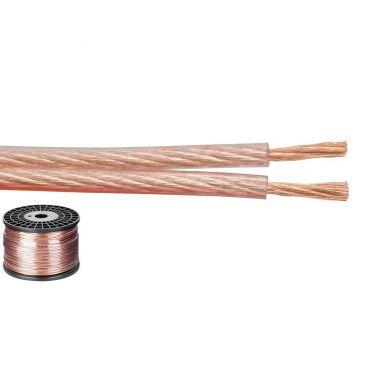 Højttalerkabel 2x2.5 mm2 100m SPC-125CA