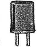 Krystaller, Krystal - 3, overtone 43,6500MHz (HC25) 125215