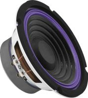 Car hi-fi bass-midrange speaker, 50W, 4Ω SP-167C