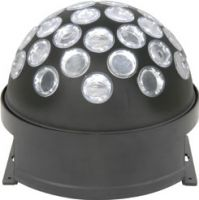 Fireball disco light (white)