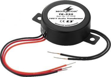 100 V Toroidal Audio Transformers TR-525