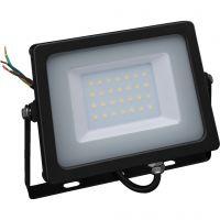 LED projektør 30W LDFS-30/WS
