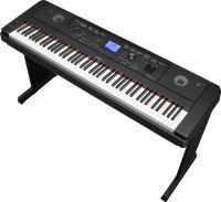 Yamaha DGX-660B DIGITAL PIANO (BLACK)