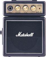 Marshall MS2 Micro Amp, Microamp Batteri/netdrevet forstærker med 2...