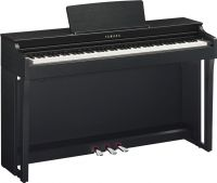 Yamaha CLP-625B DIGITAL PIANO (BLACK)