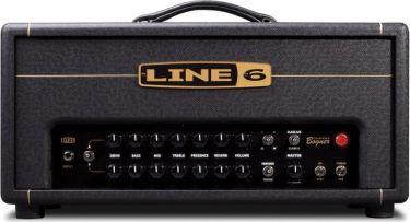 Line 6 DT25 Guitar Valve Forstærker Hoved