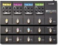 Line 6 M13 Stompbox Modeller Guitar Multi-Effekt Pedal