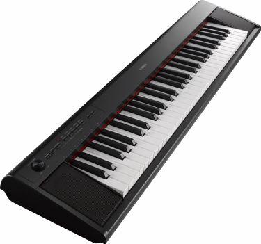Yamaha NP-12B DIGITAL KEYBOARD (BLACK)