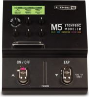 Line 6 M5 Stompbox Modeller Guitar Multi-Effects Pedal