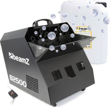 BeamZ B2500 Sæbeboblemaskine inkl. 20L Væske - Pakkesæt