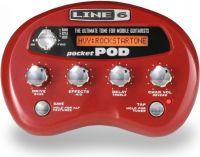 Line 6 Pocket POD Guitar Effekt Enhed