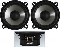 Pair of car hi-fi bass-midrange speakers, 30W, 4Ω CRB-130PS
