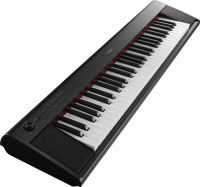 Yamaha NP-12B DIGITAL KEYBOARD (BLACK)