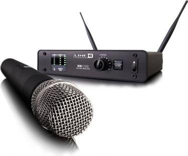 Line 6 XD-V55 Trådløst Mikrofon System