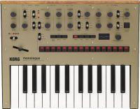 Korg monologue Gold Analog Synthesizer, monologue MONOPHONIC ANALOG