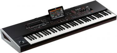 Korg PA4X-76 Arranger Keyboard, Interactive keyboard with 76 keys w