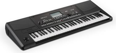 Korg Pa300 Arranger Keyboard, Interactive keyboard with 61 touch se