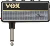 VOX AP2-CL, amPlug 2 Clean Headphone guitar amplifier