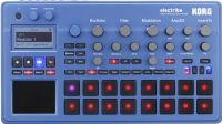 Korg ELECTRIBE2-BL Music production station, A production machine w