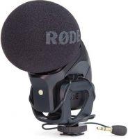 Røde Video mikrofon Pro Stereo Rycote med kamerasko