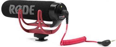Røde Video Mikrofon GO letvægts mikrofon til DSLR kamera