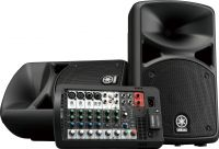 Yamaha STAGEPAS 400BT PORTABLE PA SYSTEM (STAGEPAS 400BT // E)