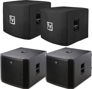 Electro Voice ETX-15SP - Pakkesæt