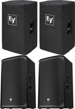 Electro Voice EKX-15P - Pakkesæt