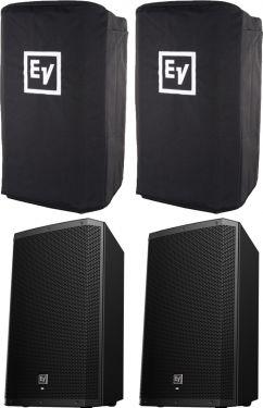 Electro Voice ZLX-15P - Pakkesæt