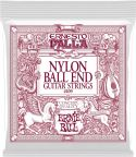 Musikinstrumenter, Ernie Ball EB-2409, Nylon ball-end strings. Medium tension