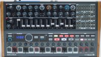 Arturia MINIBRUTE-2S, Analog sequencer-synth with comprehensive mod