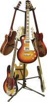 Stativer, Dimavery Guitar tree 6-fold bk