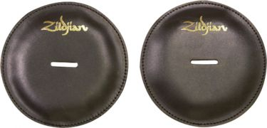 Zildjian P0751 Pads - Pair, Leather Pads
