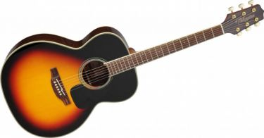 Takamine GN51-BSB, Easy to play allround guitar with excellent soun