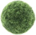 Udsmykning & Dekorationer, Europalms Grass ball, artificial, 29cm