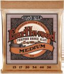 Musikinstrumenter, Ernie Ball EB-2144, Earthwood Phosphor Bronze Medium 13-56