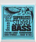 "Bas Strenge, Ernie Ball EB-2849, Super Long Scale (35""+) 45-105"