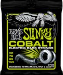 Bas Strenge, Ernie Ball EB-2732, Cobalt Regular Slinky Bass 50-105