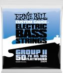 Bas Strenge, Ernie Ball EB-2804, Flatwound Semi-firm 50-105